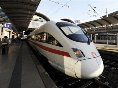 У Німеччині на тиждень зупинилися всі потяги