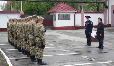 Ще одна група інспекторів ДАІ Буковини поїхала в зону АТО (ФОТО)