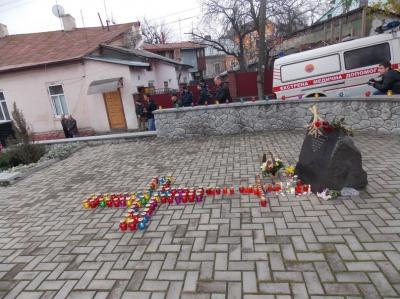 У Чернівцях можуть провести конкурс на спорудження пам'ятника жертвам голодоморів