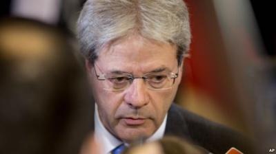 Голова італійського МЗС змінив думку щодо Донбасу
