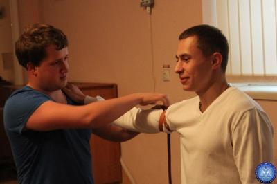 Буковинські студенти-медики навчали надавати першу допомогу