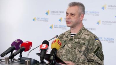 В течение суток в зоне АТО погибли 5 украинских военных
