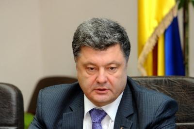 Порошенко заявил, что Украина не собирается пересматривать минские соглашения
