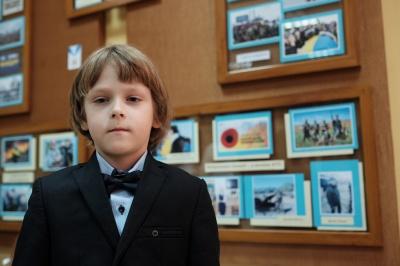 У музеї в Чернівцях відкрили виставку про Героїв Майдану (ФОТО)