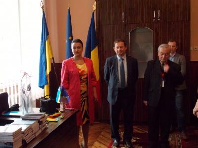 У ЧНУ відкрили Центр румунських студій (фото)