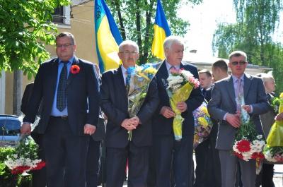 У Чернівцях вшанували борців за незалежність України (ФОТО)
