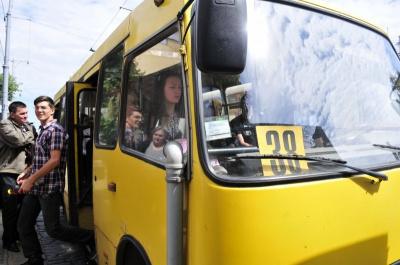 У Чернівцях 9 травня ветеранів та учасників АТО маршрутки возитимуть безкоштовно