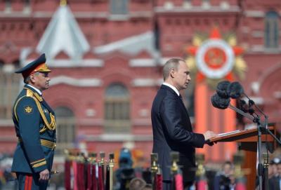 """Путін пригадав як з нацизмом боролися  Індія та Монголія, але """"забув"""" про Україну"""