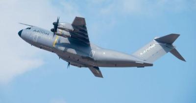 Військово-транспортний літак Airbus 400M впав на півдні Іспанії