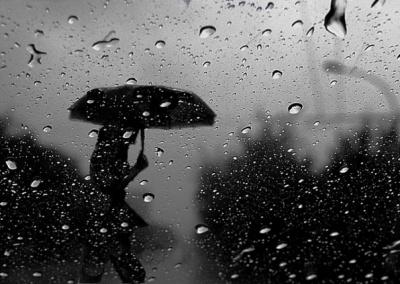 На Буковині зміниться погода - ідуть дощі та сильний вітер