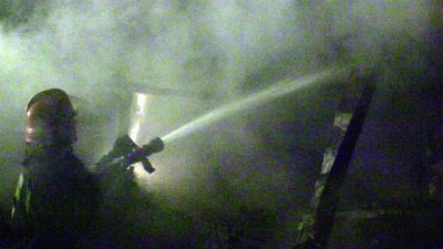 Через куріння у Чернівцях ледь не вибухнув будинок