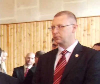 Губернатор Фищук представив ще одного свого заступника