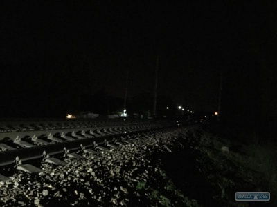 В Одесі вночі підірвали залізничну колію