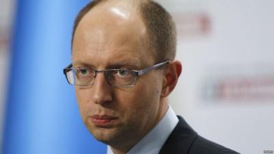 Україна відіграє роль бронежилета для ЄС, - Яценюк