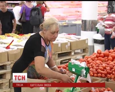 Супермаркети викрили у змові