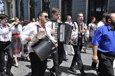 У суботу у центрі Чернівців гратимуть духові оркестри області