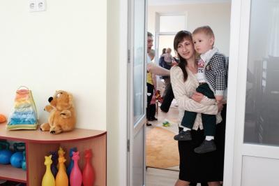 У чернівецькому дитсадку відкрили групу для 20 дітей
