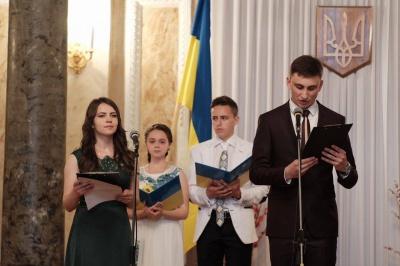 Науковцям шкільного віку з Буковини вручили свідоцтва (ФОТО)