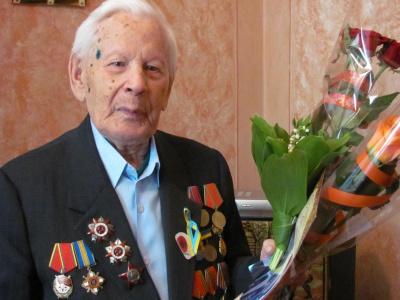 Чернівчанин, який пройшов війну, відсвяткував 101-річчя (ФОТО)
