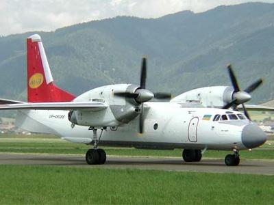 Саудівська Аравія купила право на виробництво українського Ан-132