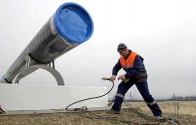 """Росія закликає ЄС підтримати будівництво """"Турецького потоку"""""""