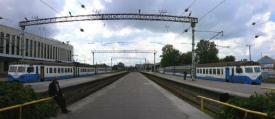 Естонія припиняє пасажирське залізничне сполучення з Росією