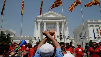 У Македонії багатотисячний мітинг вимагає відставки уряду