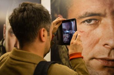 Портрет буковинського військового АТО розмістили в Адміністрації Президента