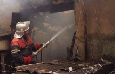 На Буковині у вихідні згоріли дві хати