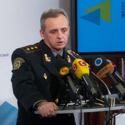 Захоплених у полон російських військових привезли до Києва