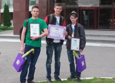 Ліцеїста з Буковини назвали фінансовим генієм України (ВІДЕО)