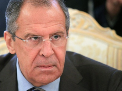 """Лавров назвав відносини з ЄС """"гнітючими"""""""