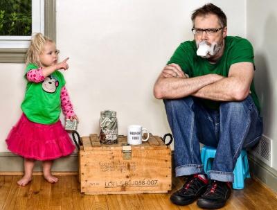 Татусеві доньки: які вони бувають і чим це шкодить