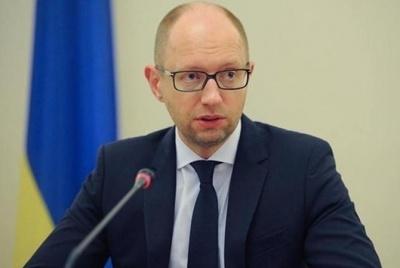 Яценюк: Україна припиняє військово-технічну співпрацю з Росією
