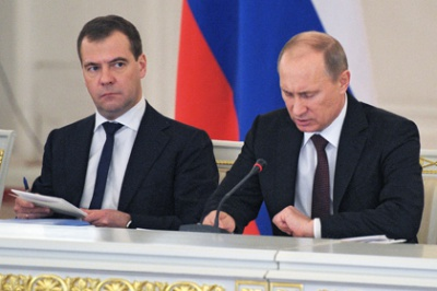"""Російський прем'єр погрожує Україні судом у разі несплати """"комерційних боргів"""""""