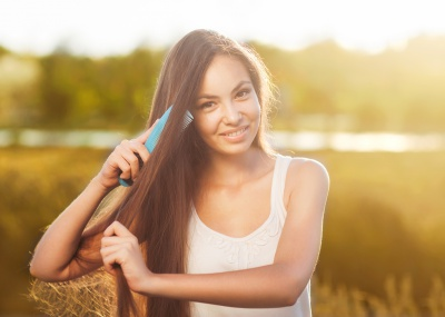 Скільки в день випадає волосся