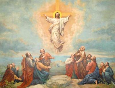 """Сьогодні Вознесіння - перестають вітатися """"Христос Воскрес! Воістину Воскрес!"""""""