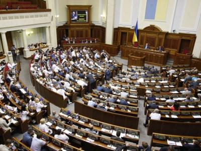 Закон про реструктуризацію валютних кредитів не набрав голосів