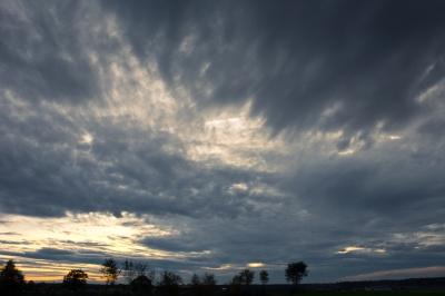 На Буковині хмарно і тепло