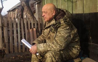 Москаль: Сили АТО заблокували міст через Сіверський Донець
