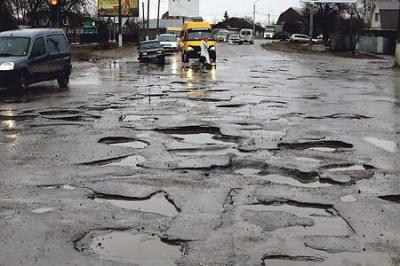 Найменше доріг  відремонтували  на Буковині - міністр інфраструктури