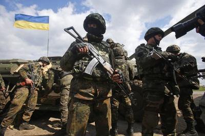 """Ще одну диверсійно-розвідувальну групу бойовиків знищили бійці полку """"Дніпро-1"""" у Пісках"""
