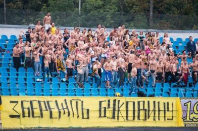 «Буковина» сьогодні грає з лідером першої ліги