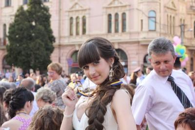 Чернівецьким медалістам вручатимуть медалі у Літньому театрі