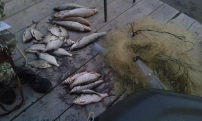 На Дністрі затримали браконьєра, який наловив риби на 50 тисяч