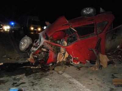 """В аварії на трасі """"Житомир-Чернівці"""" загинули троє людей (ФОТО)"""