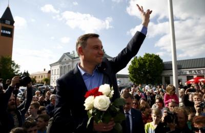 Анджей Дуда виграв президентські вибори у Польщі