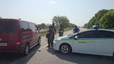 Зловмисника, який застрелив двох людей на Харківщині, вбито
