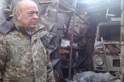 Москаль: Бойовики обстріляли медичний автомобіль ЗСУ. Загинув військовий