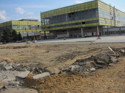 Мерія Чернівців дозволила відкрити новий автовокзал на Гравітоні